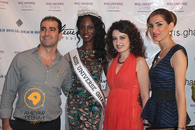 Miss Universe Ghana