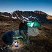 Wild camping by Kenny Muir