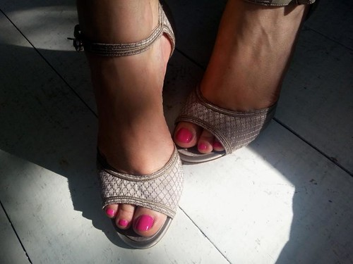 clinique nail varnish chanel shoes