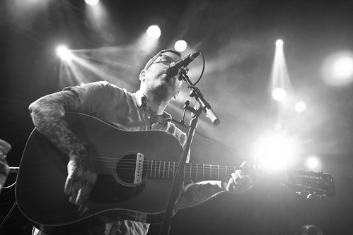 City and Colour live in der Arena Wien