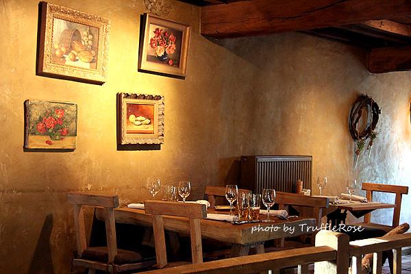Au Comte d'Harscamp 永不再訪的餐館-Rendeux-Haut-20120622