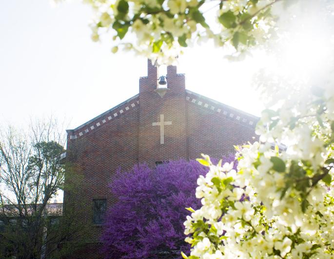 Sacred Heart Hall