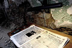 Sifting Through the Pages of Time at Eastern State Penitentiary