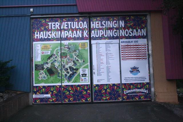 linnanmäki / borgbacken