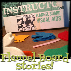 Flannel Board Stories
