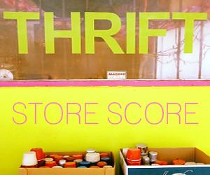 thrift store score