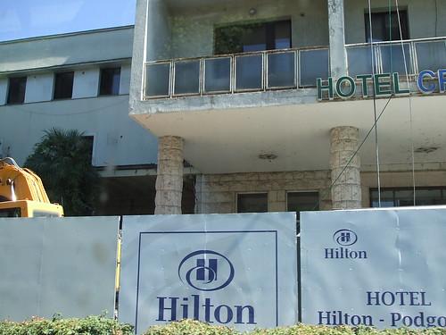 Former Hotel Crna Gora
