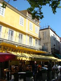 098 Café van 'Het nachtcafé'
