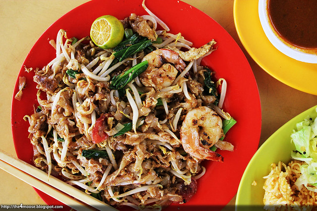 Penang Fried Char Kway Teow