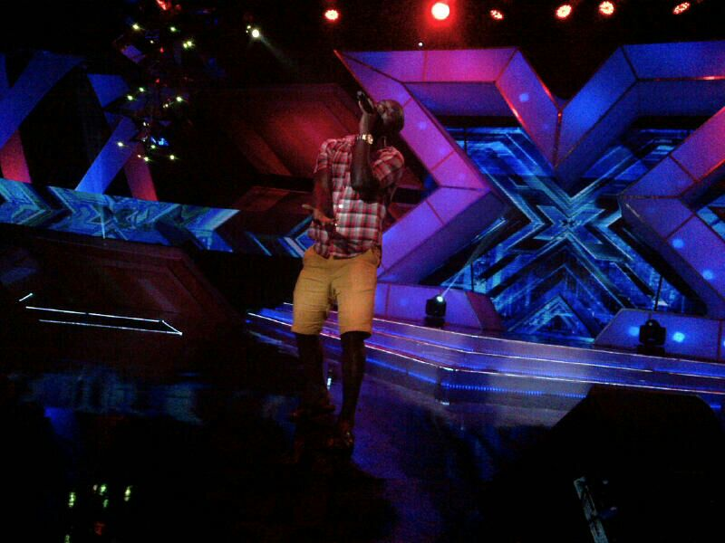 Kwabena Kwabena on Glo X Factor