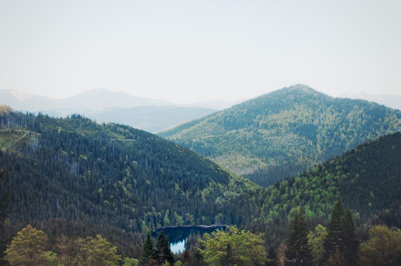 гора Озирна