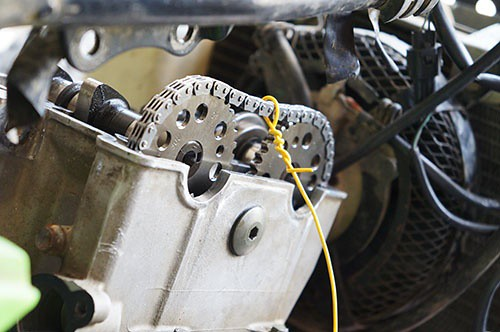 Tie Onto Timing Chain