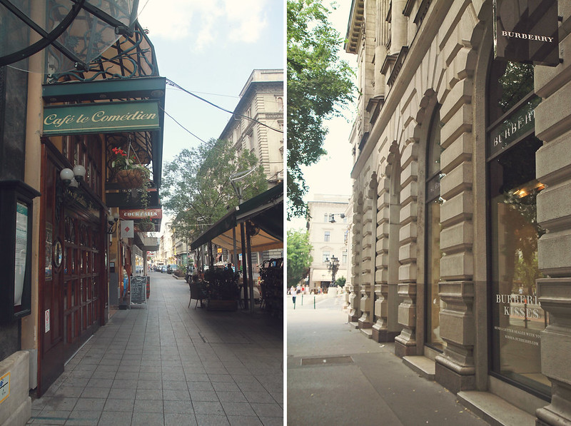 Budapest streets