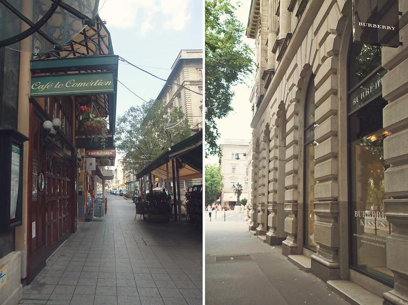 Budapest streets