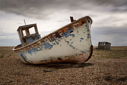 The Trawler, Dungeness