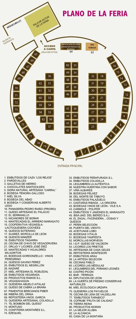 Feria de los productos de León 2013