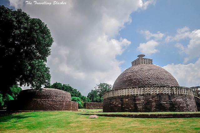 Sanchi Stupa  (1)