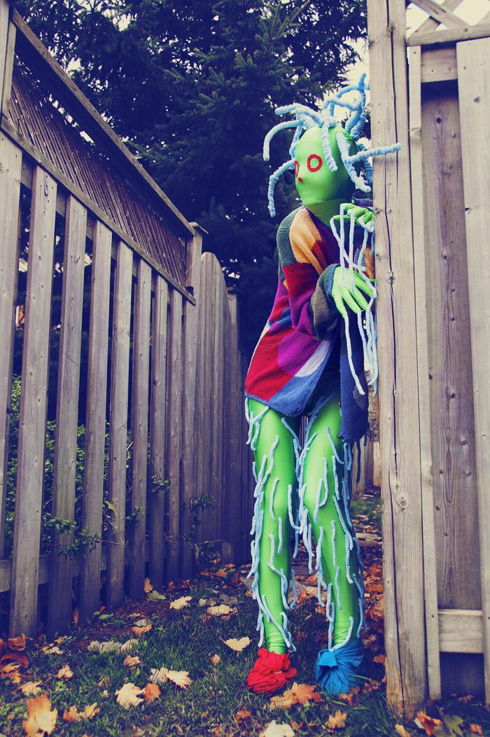 morphsuit, morph suit, alien, alien morph suit costume