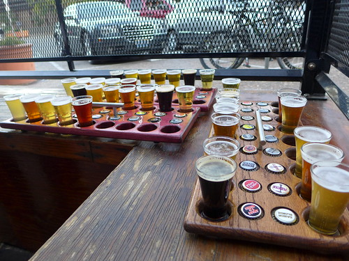 Russian River Brewing tasting set