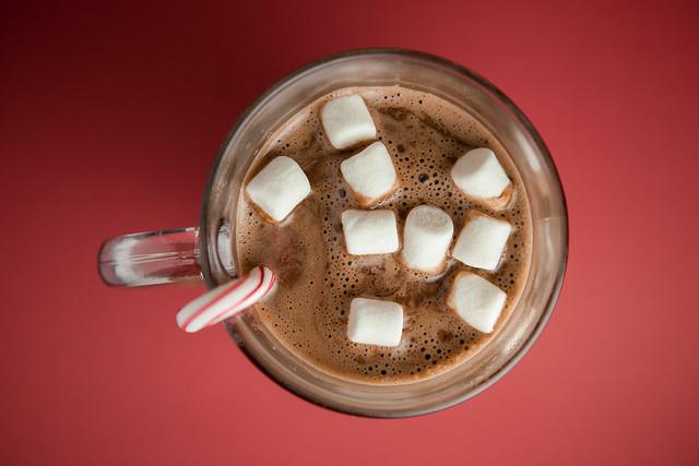 Creamy Peppermint Hot ChocolateIMG_7911