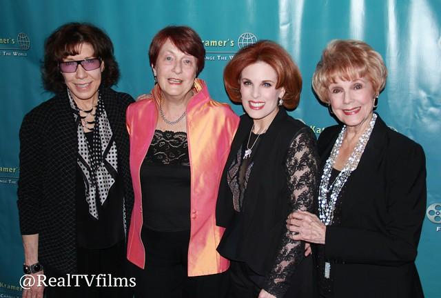 Lily Tomlin, Dr. Helen Caldicott, Kat Kramer, Karen Sharpe-Kramer, FALLOUT, Kat Kramer's Films That Change The World