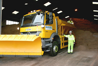 Gritter gets ready