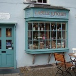 Castle Kitchen, Montgomery, Welsh Marches.