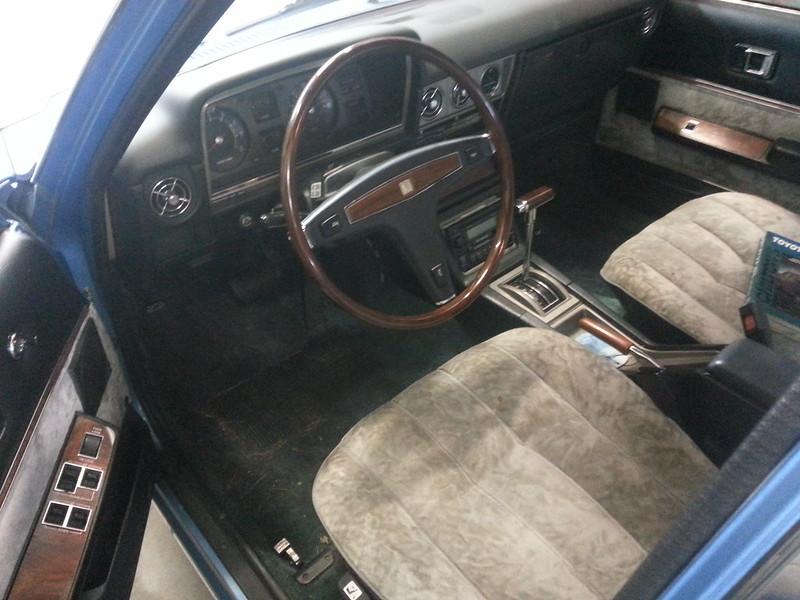 '79 Blue Metallic X3 in Massachusetts  11072044575_67831cc214_c
