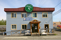 Hostel Alaska Backpackers Inn w Anchorage
