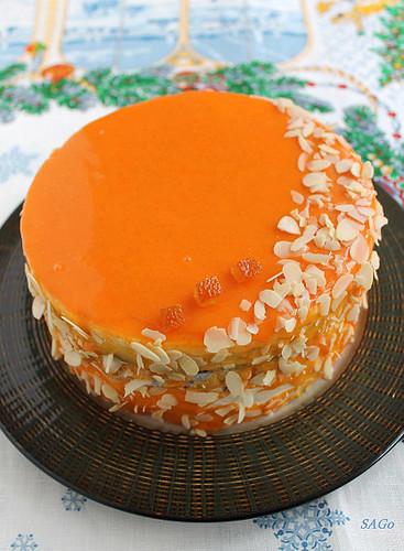 Торт Вдохновение 009