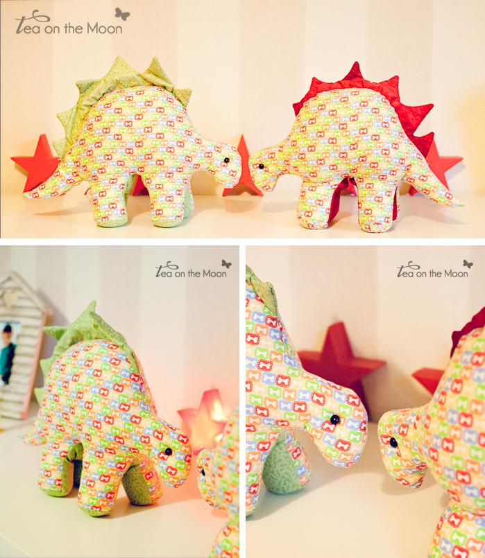 Dinoaurio handmade