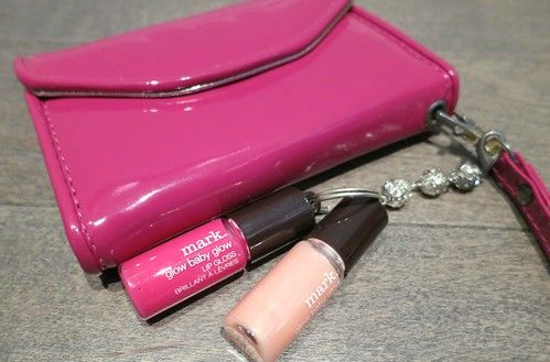 Mark-Gift-of-Gab Lip-Gloss-&- Phone-Case