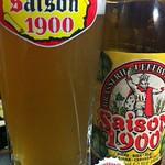 ベルギービール大好き!! セゾン1900 Saison 1900