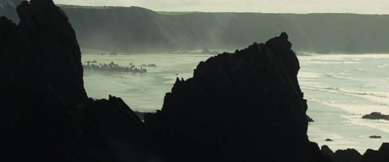 Белоснежка и охотник места Англия