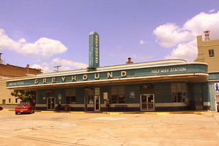 Greyhound Half Way Station - Jackson, TN