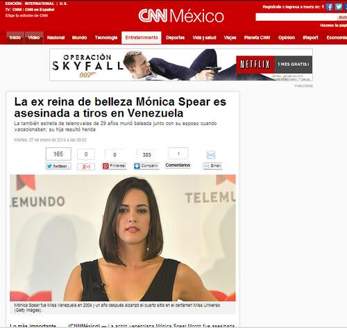 Monica CNN