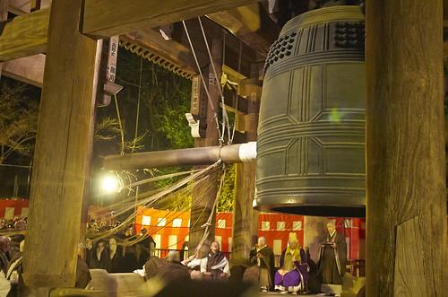 【写真】行事 : 知恩院・除夜の鐘