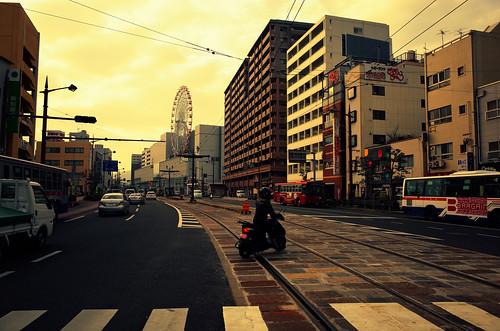 浦上駅前電停