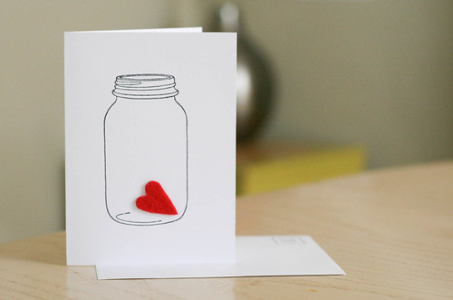 love in a jar cards | yourwishcake.com