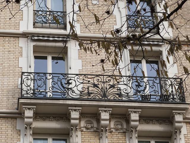 autre balcon