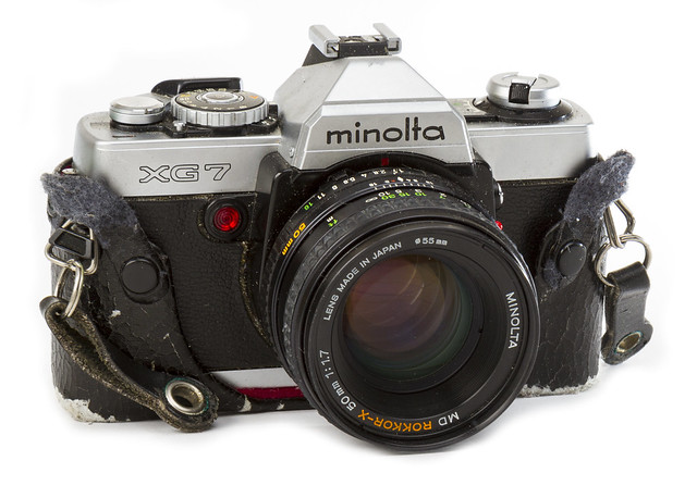 Minolta XG-7
