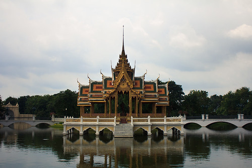 Bang Pa In - Middle of the Lake