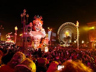 Carnaval de Niza.