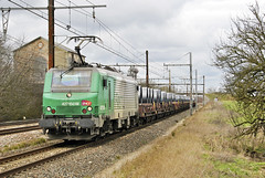 SNCF BB 27150 - Photo of Chalou-Moulineux