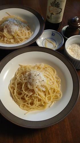 チーズパスタ by nekotano