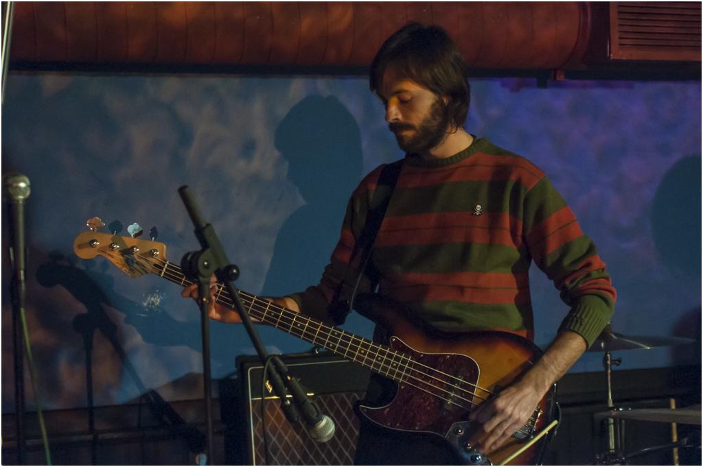 Universo Pásmico, en la sala Arena de Torrelavega, el 29 de Noviembre de 2013