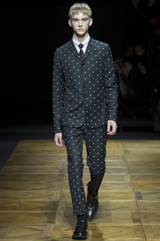 Dominik Sadoch3085_FW14 Paris Dior Homme(VOGUE)