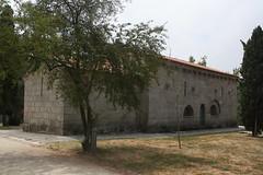 Igreja de São Miguel do Castelo em Guimarães