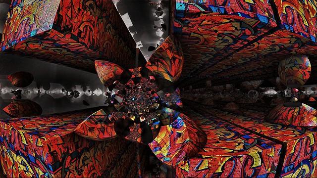 anomolous space