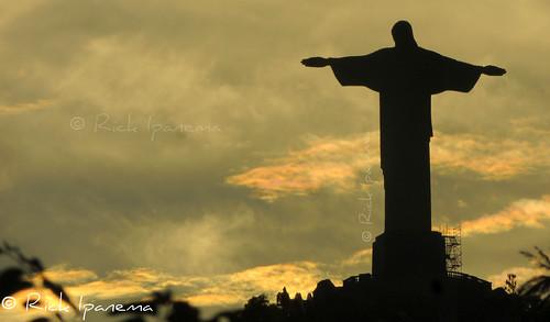 Cristo Redentor - Christ the Redeemer - Rio de Janeiro